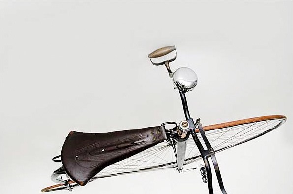 Penny Farthing. Via Mecum Auctions