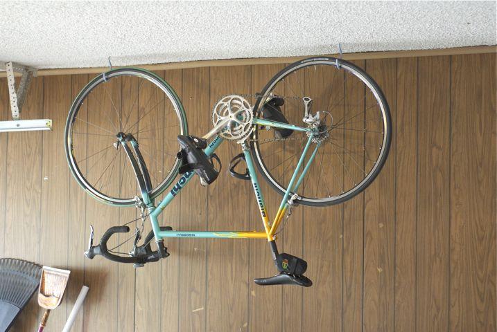 Обсуждение: хранение велосипеда - новостройка: малоэтажный ж.