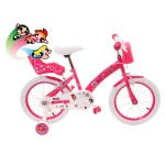 Bicicleta infantil Meninas Superpoderosas aro 16