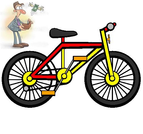 Emagrecer pedalando é mais barato