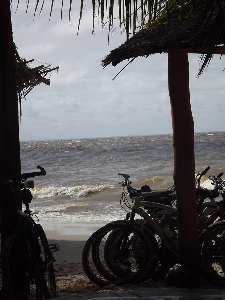 ... praias...