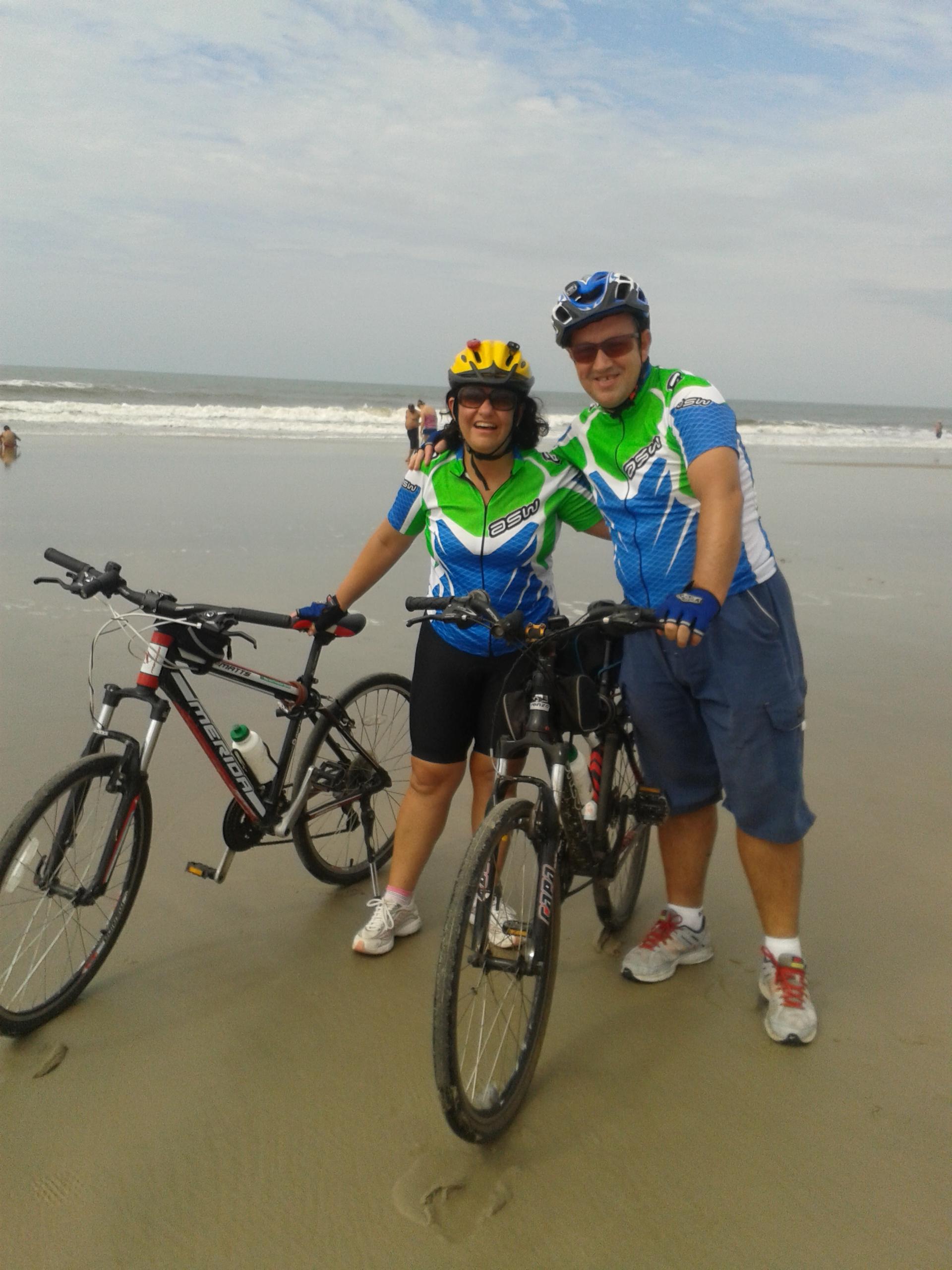 Como a bicicleta mudou minha vida.