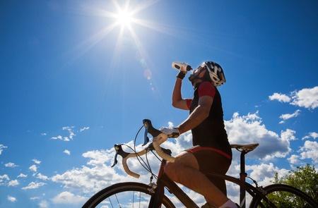 hidratação no ciclismo