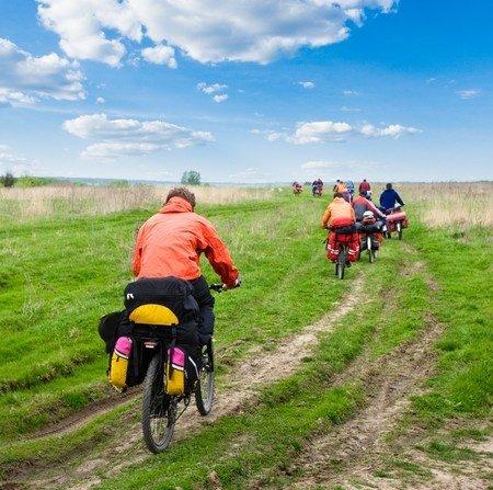 seguro de viagem para cicloturistas
