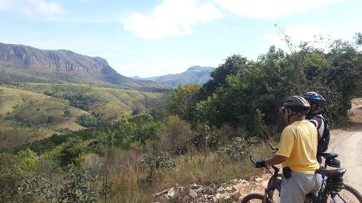 Cicloturismo pelos Vales da Serra da Canastra