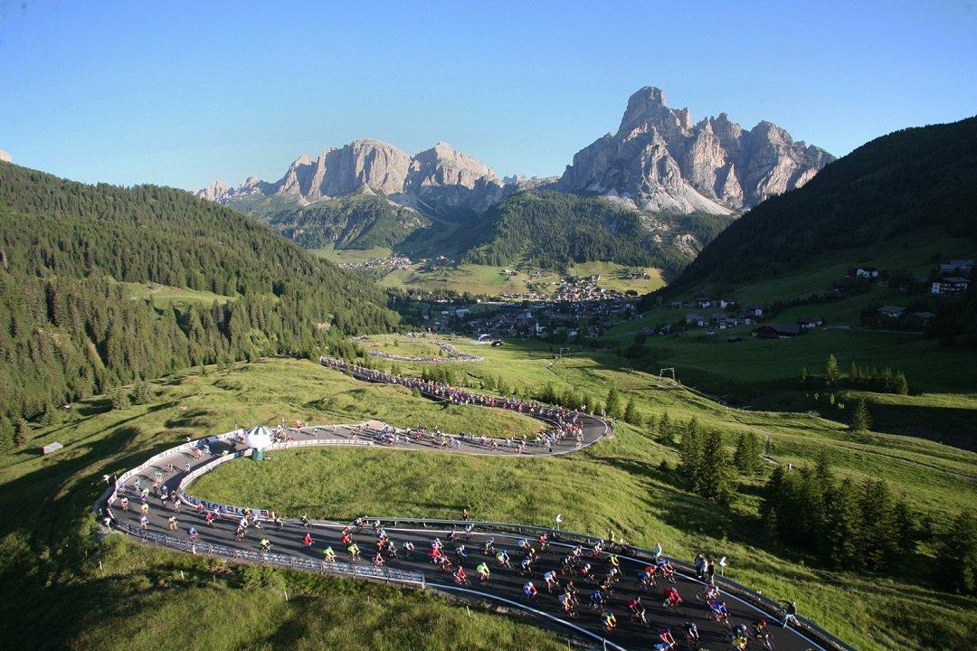 Maratona das Dolomitas