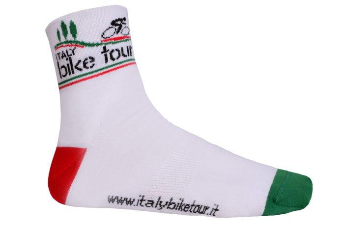 Meia de ciclismo Italy Bike Tour
