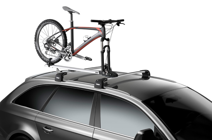 Racks para bicicletas Thule ThruRide