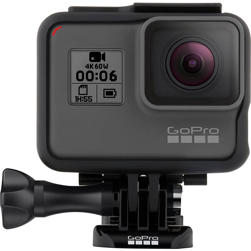 câmeras de ação GoPro Hero 6