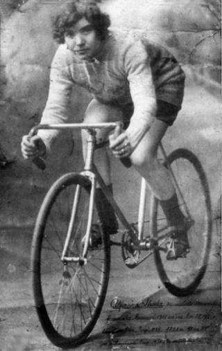 Alfonsina Strada - mulheres inspiradoras para o ciclismo
