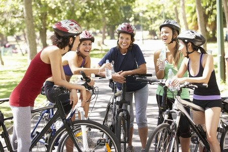 grupos de pedal feminino