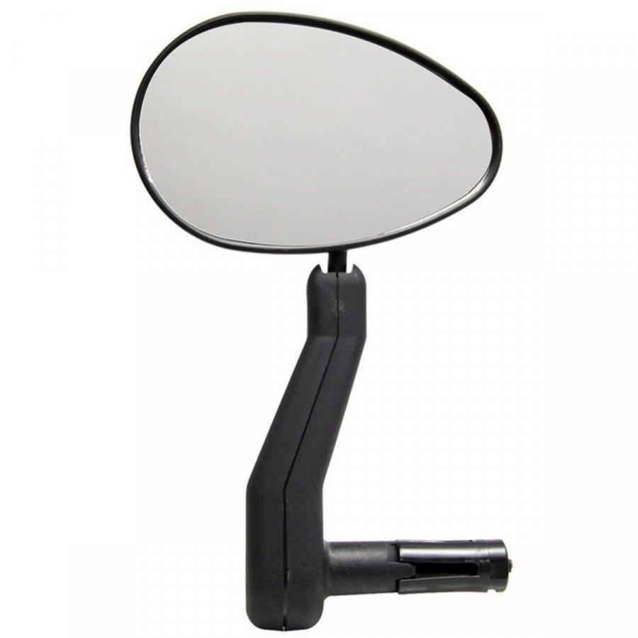 Espelho retrovisor para bike Cateye Convexo BM-500G