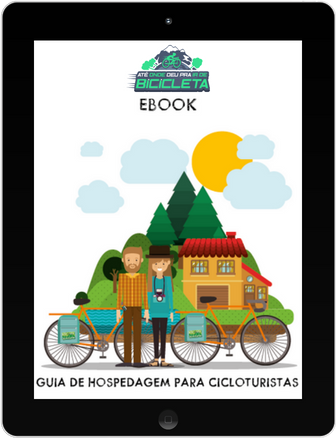 Ebook Guia de Hospedagem para Cicloturistas