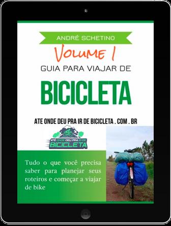 Guia para Viajar de Bicicleta volume 1