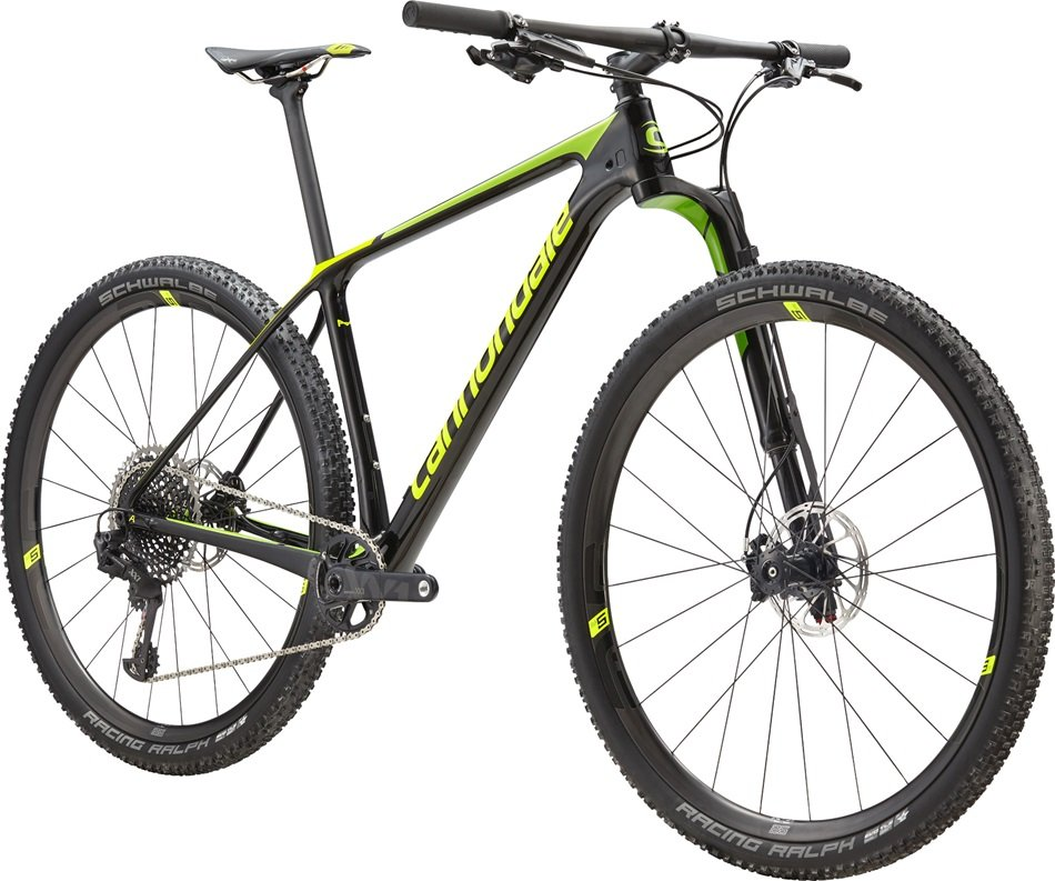 Cannondale F-Si HI MOD World Cup mountain bike de alto desempenho