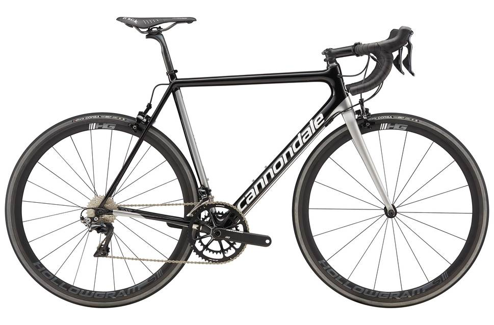 bicicleta de estrada de alto desempenho Cannondale Super Six Evo