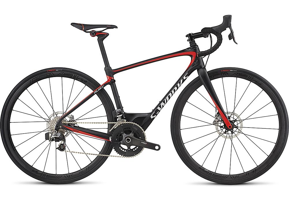 bicicleta de estrada de alto desempenho Specialized S-Works Ruby eTAP