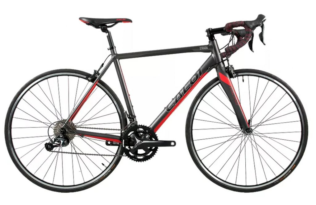 Caloi Strada Racing bicicleta de estrada intermediária