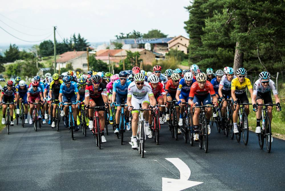 grandes voltas do ciclismo de estrada - Critérium du Dauphiné