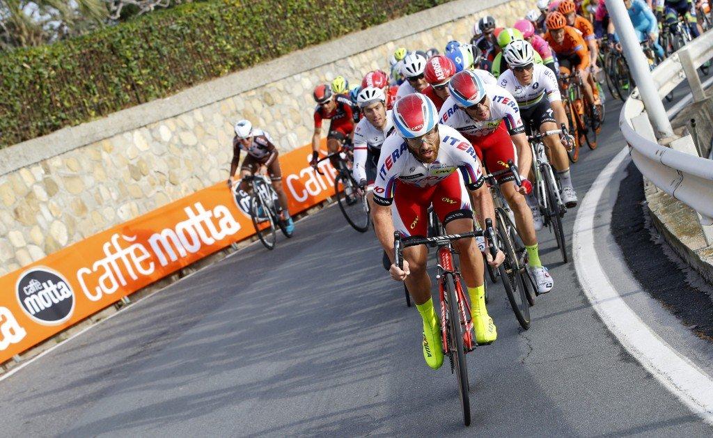 Grandes provas do ciclismo de estrada - milano san remo