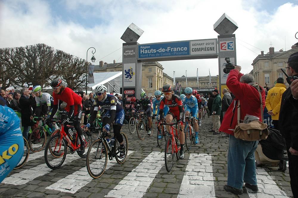 grandes provas do ciclismo de estrada - paris roubaix