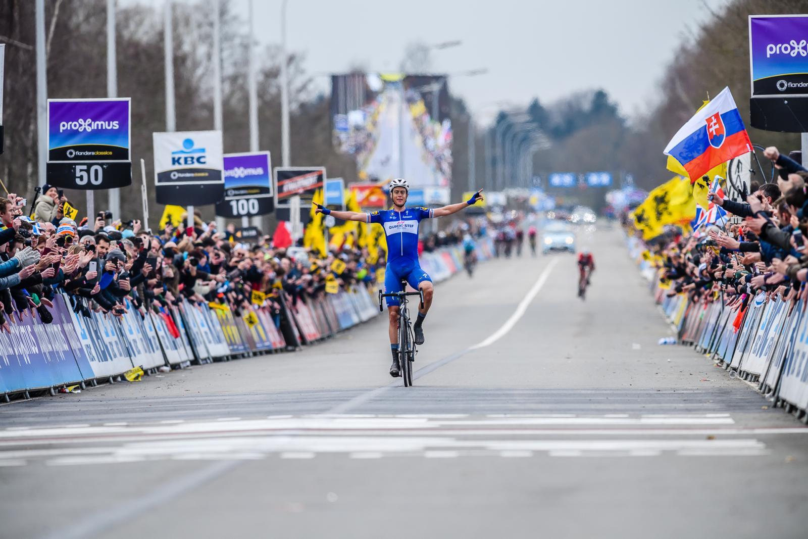 Grandes provas do ciclismo de estrada - Tour de Flandres