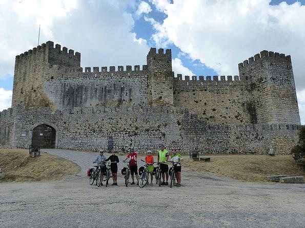 cicloturismo em portugal costa da prata
