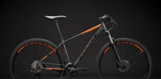 mountain bike até R$ 3500 Sense Rock Evo